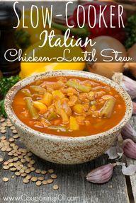 Slow-cooker Italian
