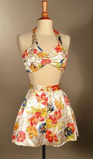 1940s two-piece chee