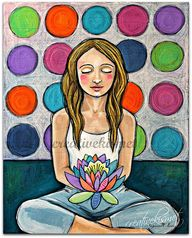 Meditation by Regina
