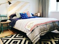 nautical bedroom DIY