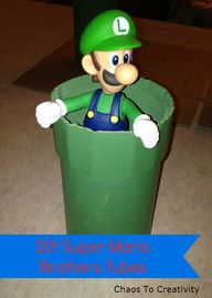 DIY super mario brot