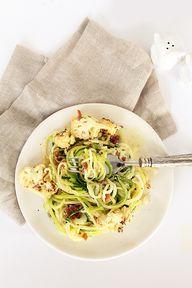Zucchini Spaghetti,