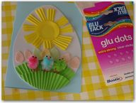 Easter egg card for