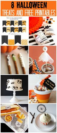 8 Halloween treats a
