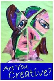 Are you creative?  T