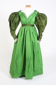 Early 19thc green si