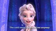 FROZEN - Let It Go S