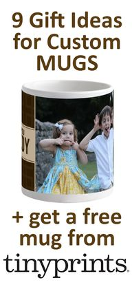 Custom mugs make gre