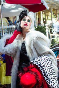 Cruella DeVille at D...
