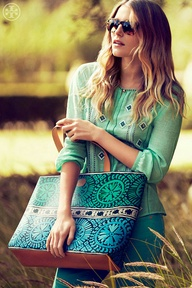 Tory Burch Summer Lookbook