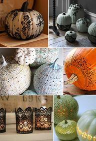 Fall wedding ideas -