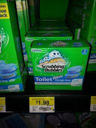 FREE Scrubbing Bubbl