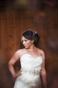 unique Wedding Portr