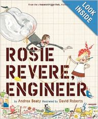 Rosie Revere, Engine