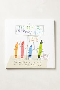 The Day The Crayons
