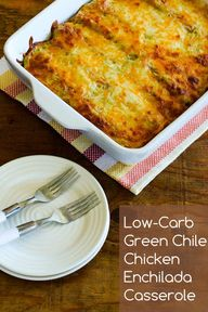 Low-Carb Green Chile...