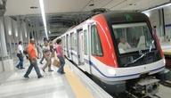 Metro Santo Domingo...
