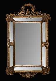 Italian Antique #mirror