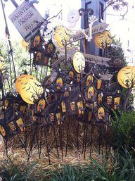 Spooky Yard Decorati