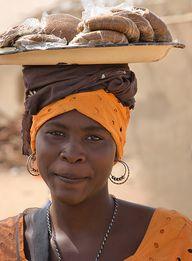Street Vendor, Niger