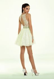 Short Lace Dress fro