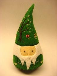 gnome stuffie