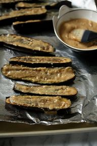 Eggplant with Japane