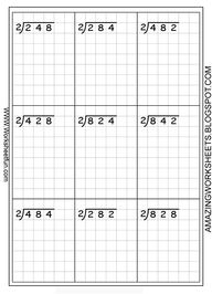 math worksheet : wouldhecf  long ision worksheets printable : Worksheets On Long Division