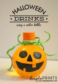 Halloween Drinks by