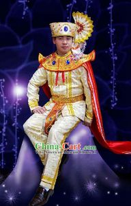 """Thai Prince"" Costum"