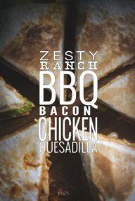 Zesty Ranch BBQ Chic