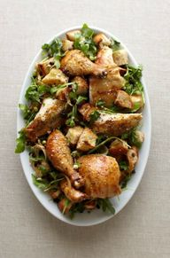 Roasted Chicken with