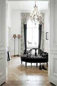 Black & White luxury