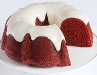 Red Velvet Bundt Cak