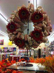 Fall Wreath - Hobby