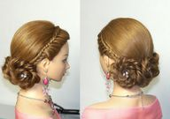 Prom, bridal hairsty...