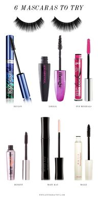 The Best Mascaras, M...