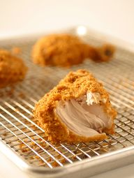 Oven Fried Chicken u