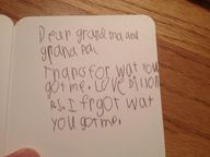 Pinterest Pin - Letter to Grandma and Grandpa