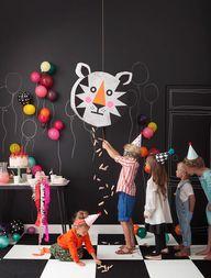 DIY Tiger Piñata (vi