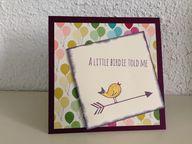 A little birdie told