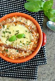 Chicken Parmesan Sou