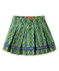 Green Sesa Skirt - O