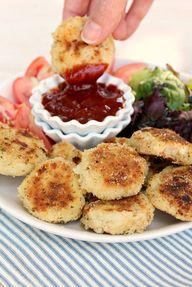 Cauliflower Nuggets: