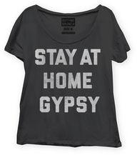 Gypsy wife …