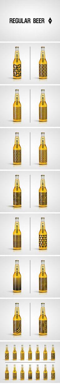 Regular Beer by Kami
