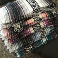 Hand-spun Blankets