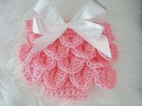 CROCHET PATTERN, diaper cover, tushie cover, nappy cover