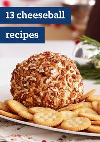 Easy Cheese Ball Appetizer Recipes & Tips - Kraft Recipes
