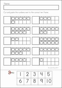 kindergarten back to school math literacy worksheets and activities 135 pages a page